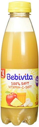 C Baby Vitamin (Bebivita Vitamin-C-Saft, 1er Pack (1 x 500 ml))
