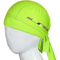 Riding Pirate Bufanda con capucha Equipo de deportes al aire libre Compras Mujer Hombre Bloqueador solar Transpiración transpirable Gorra de enfriamiento de verano para hombres ( Color : Green )