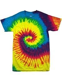 Colortone Unisex Batik T-Shirt 'Swirl'