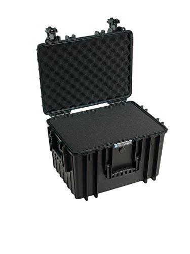 B&W outdoor.cases Typ 5500 mit Würfelschaum (SI) - Das Original