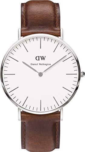 Daniel Wellington Reloj Cambridge Hombre Sólo el Tiempo - 0203dw