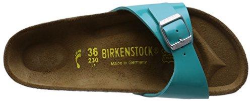 Birkenstock Madrid, Mules Lack Ocean Green