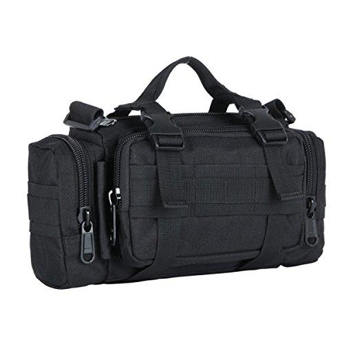 HAOYUXIANG Outdoor-Taschen Multifunktions-Umhängetasche Reiten / Reisen / Sporttaschen / Camouflage-Tasche Mehrfarbig,C5 C2