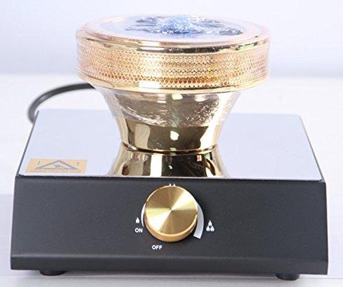 Hanchen Quemador de estufa halógena BH-100 haz para sifón cafetera eléctrica