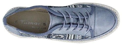 Tamaris 2362126853, Scarpe stringate donna Blu blu 39 Blu