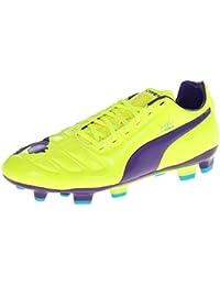 Puma Evopower 3 Firma de zapatos de fútbol de tierra