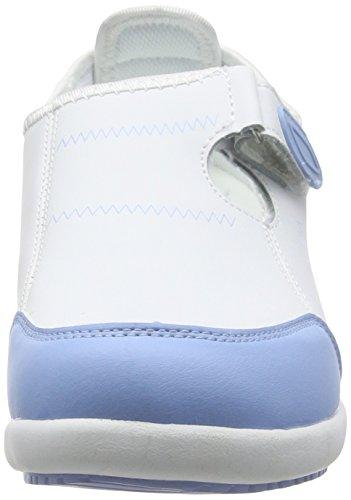 Oxypas - Lilia, Scarpe antinfortunistiche Donna Blue (Lbl - Light Blue)