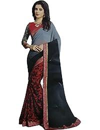 The Wardrobe Women's Saree