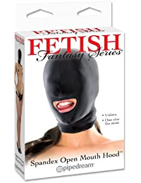 Strict Leather Premium Spandex Hood with Mouth Opening