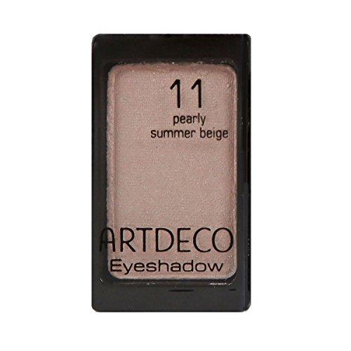 Artdeco Magnetlidschatten Pearl Farbe Nr. 11, pearly summer beige, 1er Pack (1 x 0,8 g)
