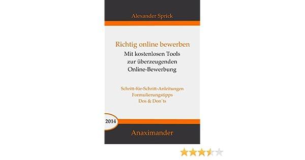 Richtig Online Bewerben Mit Kostenlosen Tools Zur überzeugenden