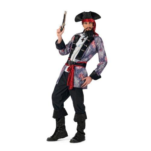 Le Kostüm Corsaire - Elbenwald Halloween-Kostüm Pirat Corsaire-Herren-L