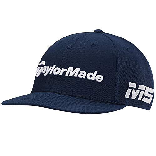 TaylorMade 2019 Performance New Era 9Fifty Chapeau Réglable Snapback pour Hommes Oceanside Blue