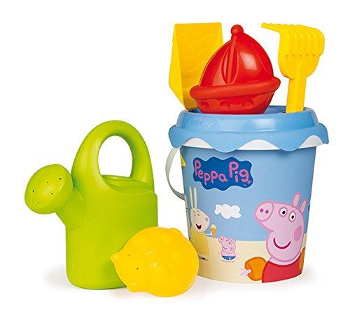 Smoby - 7/862000 - Peppa Pig Seau Mm Garni Arrosoir