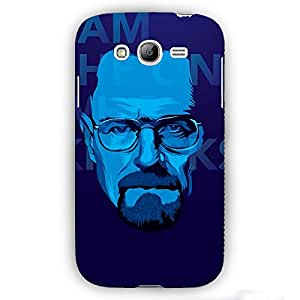 EYP Breaking Bad Heisenberg Back Cover Case for Samsung Galaxy S3 Neo GT-I9300
