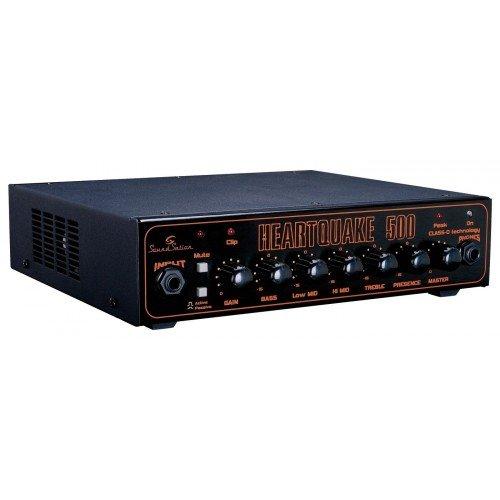 SOUNDSATION HEARTQUAKE-500 - Testata per basso 500W