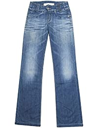 Take Two, Jeans, DA 52-D0752 Carol, blue used aged [14788]