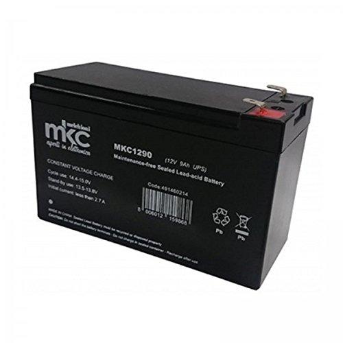 Batterie / Accumulateur au plomb 12V 9.0Ah - Setik