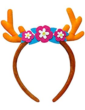 Enchantimals Diadema de peluche Danessa Deer