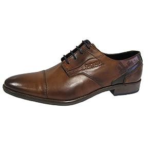 bugatti 3.12164e+11, Zapatos de Cordones Derby para Hombre