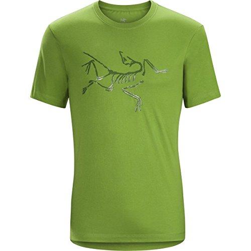 """Arcteryx Herren T-Shirt / Trainings-Shirt """"Archaeopteryx T-Shirt Men's"""" grün (400)"""