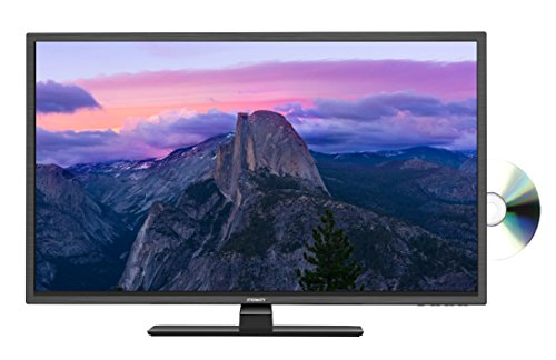 Eternity 32 inch HD Ready 720p LED TV (Sound System by JBL, Built-in DVD Player, Built-in Freeview HD Tuner) - Black
