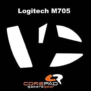 Corepad Mausfüße Skatez Pro 71 Logitech M705 – Logitech MK710