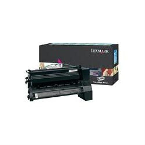 Lexmark C782 Magenta Extra High Yield Return Program Print Cartridge R lowest price