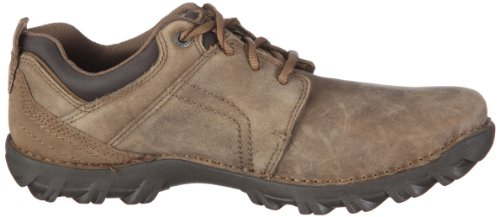 Caterpillar Emerge, Derby Homme Marron (Beaned)