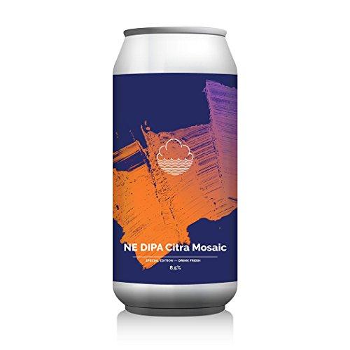 Cloudwater NE DIPA Citra Mosaic - Double IPA Craft Beer