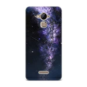 Qrioh Printed Designer Back Case Cover for Coolpad Note 3 - 118M-MP2017