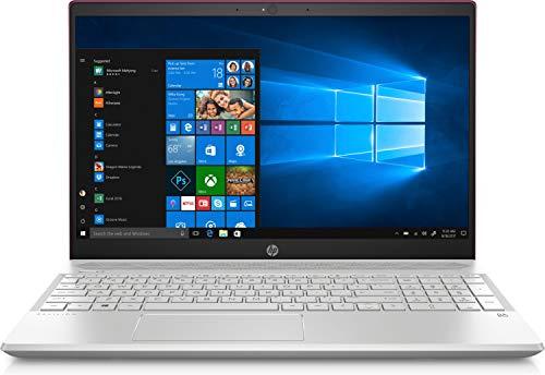 "HP Pavilion 15-cs0003ns Computer portatile 1.6GHz i5-8250U Intel Core i5 di ottava generazione 15.6"" 1920 x 1080Pixel Bordeaux, Argento"