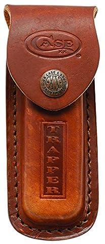 Case Trapper Leather Sheath.