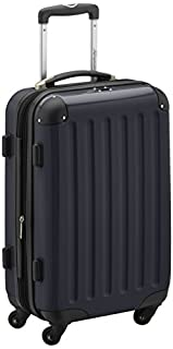 HAUPTSTADTKOFFER - Alex - Carry on luggage On-Board Suitcase Bag Hardside Spinner Trolley 4 Wheel Expandable, 55cm, black (B004IKWKEM) | Amazon price tracker / tracking, Amazon price history charts, Amazon price watches, Amazon price drop alerts