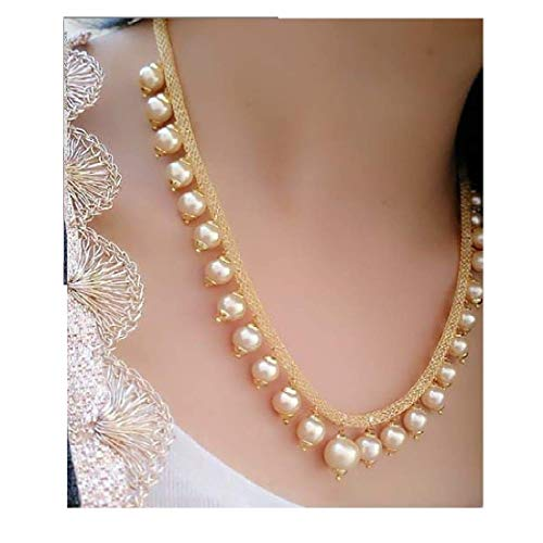 Pearl Neckless Set