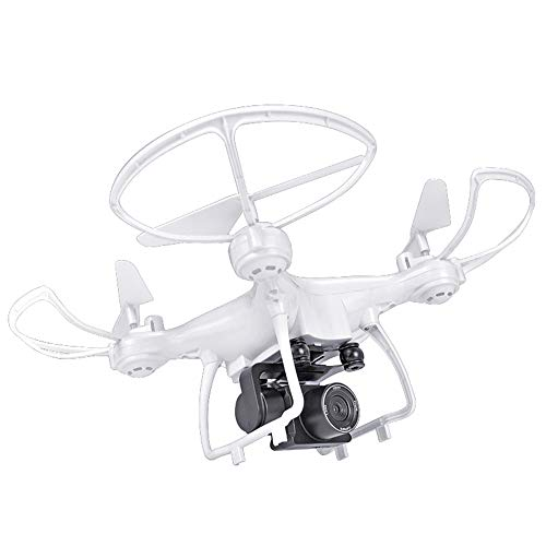 Schimer Drohne mit Kamera 5.0MP Live Übertragung, HD Kamera, WiFi Quadrocopter, App-Steuerung, Flugzeit ca. 23 Minuten