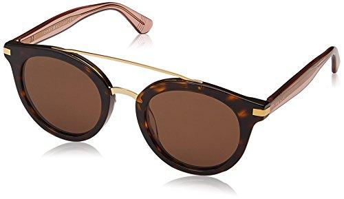 Tommy Hilfiger Damen TH 1517/S 70 086 48 Sonnenbrille, Braun (Havana/Brown),