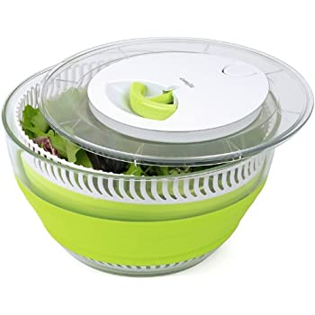 Emsa Smart Kitchen 507492 Centrifuga pieghevole per insalata 4,5 l