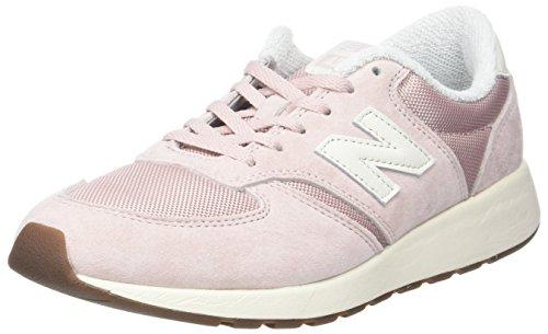 New Balance Damen Laufschuhe, Pink (Faded Rose/WRL420T), 38 EU (5.5 UK)