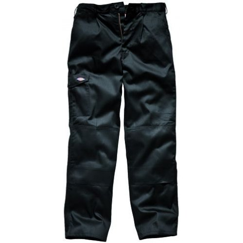 Dickies wd884–Pantaloni da Lavoro per Uomo Nero Nero XXXXL