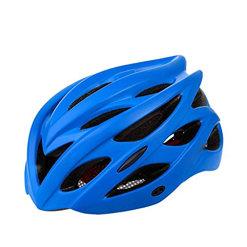 YINUO-Helm Fahrrad Rennrad Helm Mountainbike Ausrüstung Männer Und Frauen Fahrrad Balance Auto Helm Blitz Integration (Color : 3)