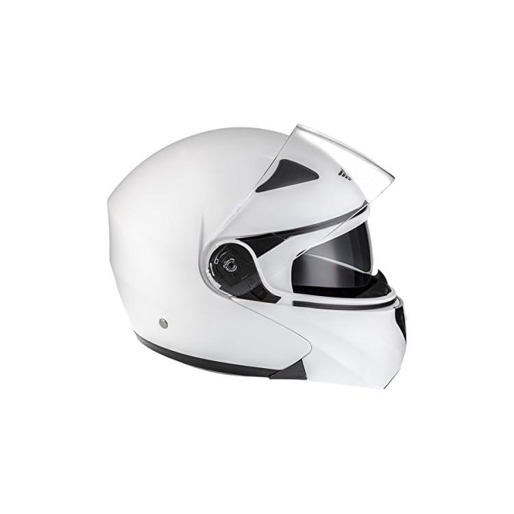 Cascos integrales Coche y moto SOXON ST-550 Snow · Cruiser