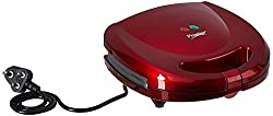 Prestige PSMFB (Cute) 700-Watts Sandwich Toaster With Fixed Sandwich Plates
