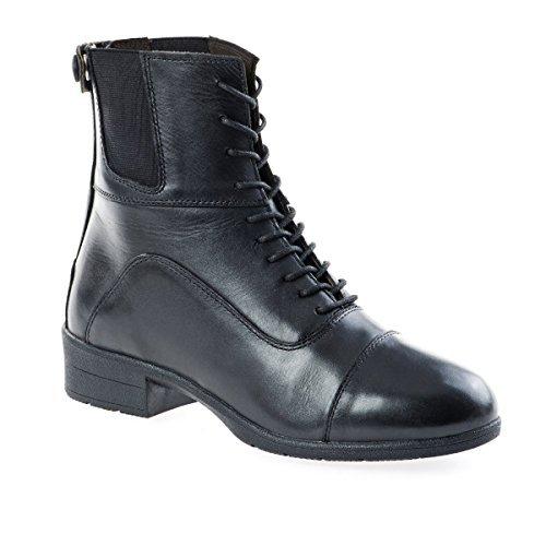 SUEDWIND - Stiefel Ancona CONTRACE Waterproof - schwarz - 38 Regular (Paddock Reiten, Stiefel)
