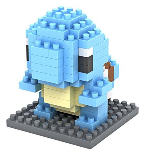 iBlock Fun - Bloques construcción Miniatura LOZ  - Squirtle