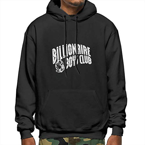 XinxinYe Billionaire Boys Club Men's Polyester Hoodie Pocket Sweater Jackets -