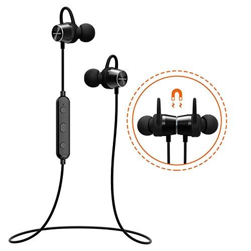 [Versión Actualizada]Auriculares Bluetooth Deportivos,Mpow IPX7 Auric