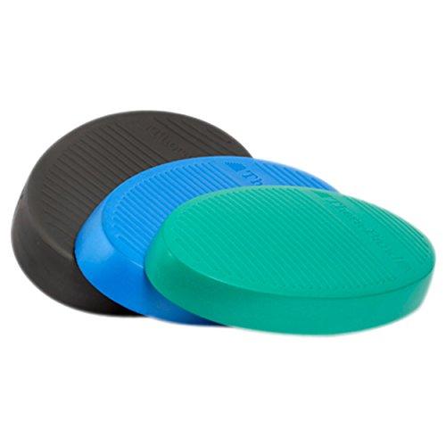 Thera-Band Stabilitätstrainer, Set: je 1x grün, blau, schwarz