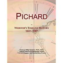 Pichard: Webster's Timeline History, 1622 - 2007