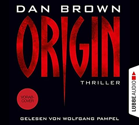 Origin (Robert Langdon, Band 5) (Neueste Cd)
